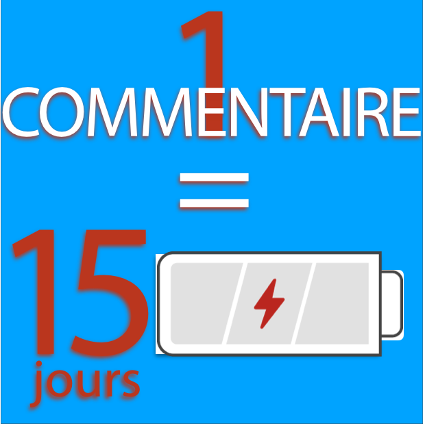 monbooktime 1 commentaire