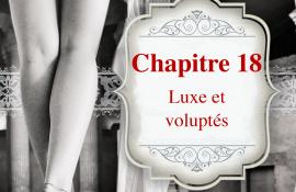Série romance érotique : Chapitre 18. Dali Valpogne