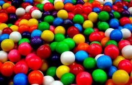 Les ingrédients d'un roman sont colorés