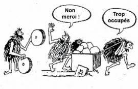 Profiter de l'expérience des auteurs plutôt que de ré-inventer la roue