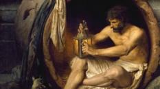 Lire en ligne le roman Ce con de Diogène par Jean Luc Solomas