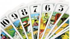 Lire gratuitement le roman « Tarot à sept » de Géraldine Chemin