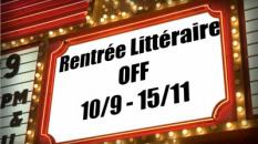 """Une auteure sélectionnée pour la """"Rentrée littéraire Off"""" de Bookinity"""