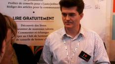 Alain Kolb, auteur, Livre Paris stand monBestSeller