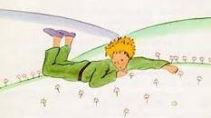 Le petit Prince : en route pour une autre planète