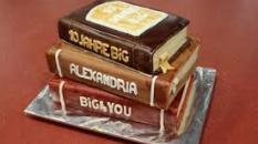 Les obsédés d'écriture savent aussi faire des gâteaux