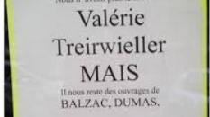 Valerie Trierweiller : l'écriture comme thérapie.