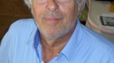 Jean-Noël Cadoux, interviewé chez lui, à Bordeaux