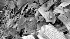 Le pilon : le cimetière des livres
