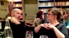 Marie Leroy La Martinière Littérature et Florian Lafani - Michel Lafon, jurés des Prix Concours 2015 et 2016
