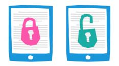 Protéger les droits d'auteur et favoriser la libre circulation des écrits. Quelle réponse à ce paradoxe ?