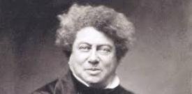 Alexandre Dumas : le mythe de l'auteur dépasse l'auteur.
