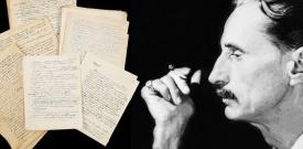 L'auteur est son propre héros et l'on peut retracer sa vie mouvementée à travers ses manuscrits.