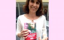 """Cathy Bonidan """"Le parfum de l'hellébore"""" Prix des lecteurs Notre Temps 2017"""