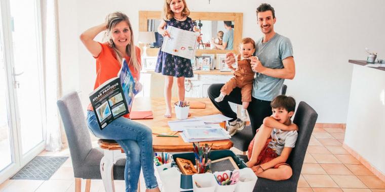 Lire en ligne le témoignage Journal d'une mère confinée par Gersende De Bie