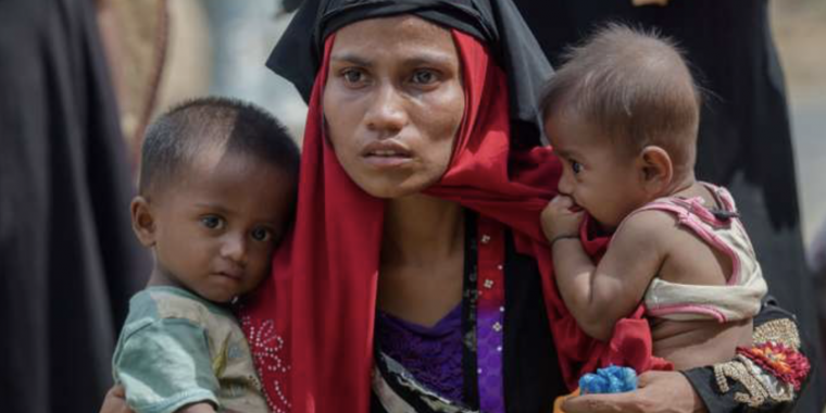 Lire gratuitement le roman No Rohingya de Yves Bourny