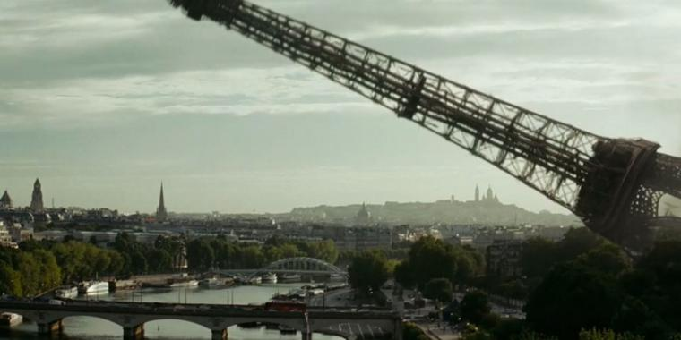 La chute de la Tour Eiffel : un fantasme ou une vision
