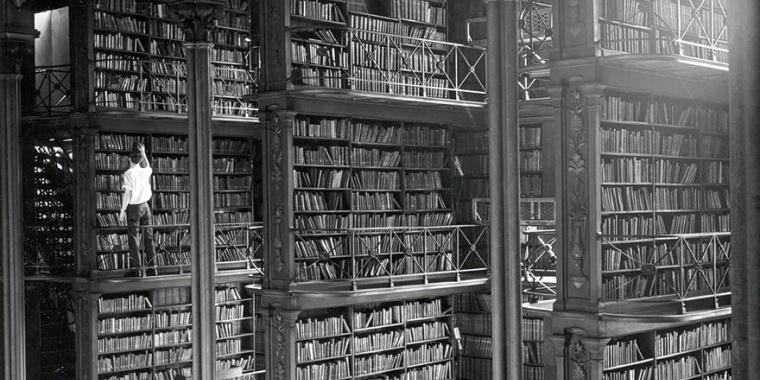 L'étonnante bibliothèque municipale de Cincinnati