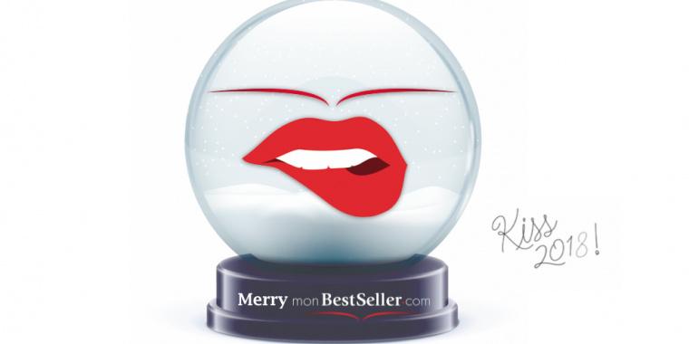 monBestSeller vous souhaite en 2018 le bonheur par l'écriture et la lecture