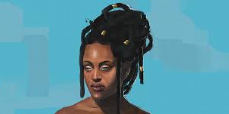 Enheduanna est la fille d'une prêtresse sumérienne, reconnue comme premier poète  de l'humanité (Marina Martin Concept Art| Illustration)