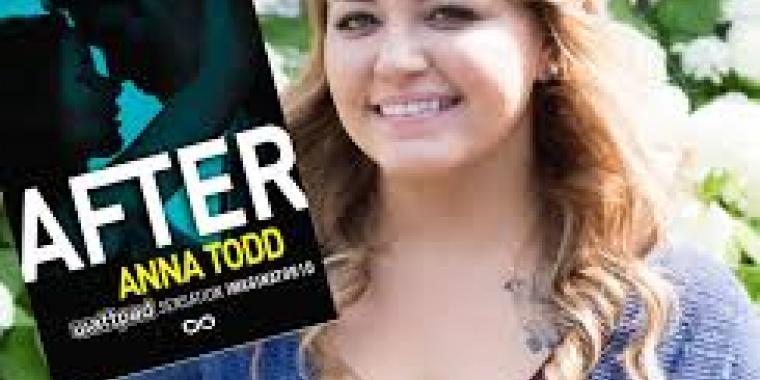 """""""After"""" d'Anna Todd : L'auto-édition vole au secours de l'édition."""