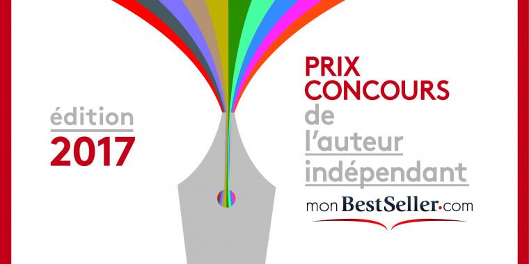 L'édition 2017 du Prix Concours monBestSeller de l'Auteur Indépendant est ouverte