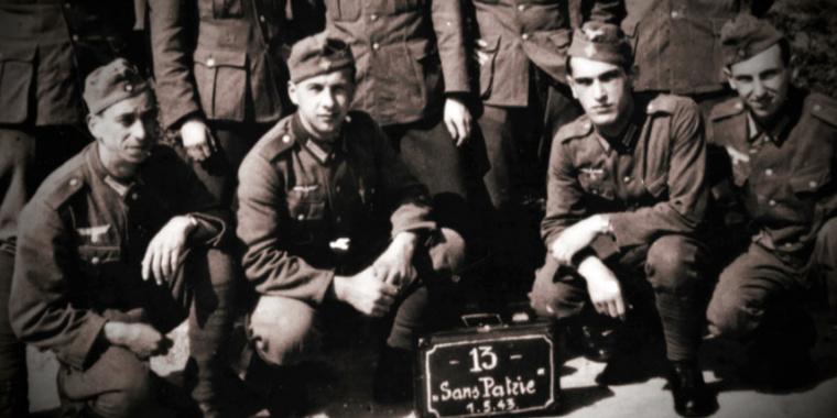 """Les """"malgré nous"""", alsaciens et Mosellans enrôlés de force dans l'armée allemande"""