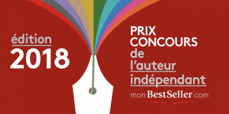 Prix Concours monBestSeller de l'Auteur Indépendant, c'est reparti