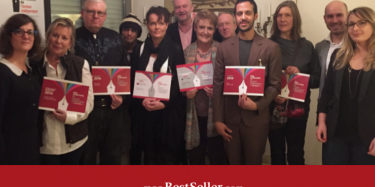 Remise du Prix Concours monBestSeller : enthousiasme et émotions
