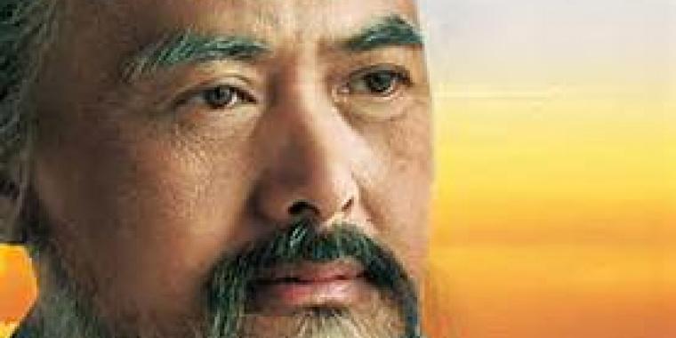 Confucius, tel qu'on pourrait l'imaginer.