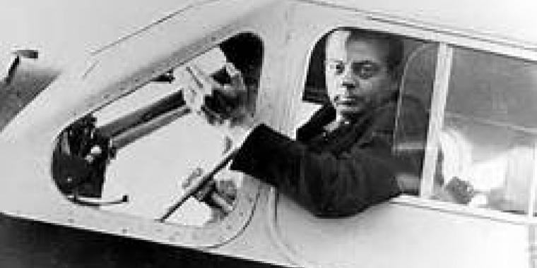 Saint-Exupéry inspiré par sa vie de pilote aéropostal