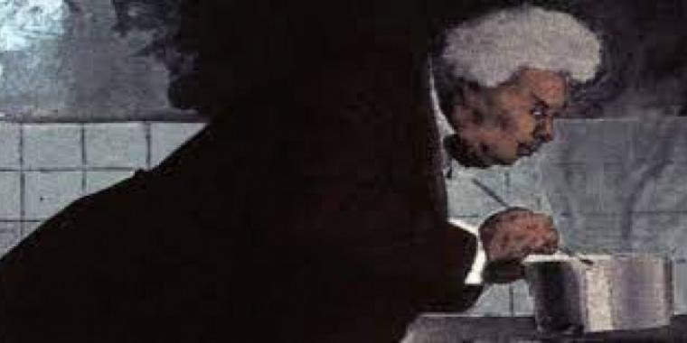 Alexandre Dumas aux fourneaux