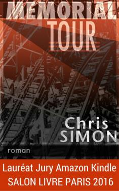 """Memorial Tour"" roman de Chris Simon"