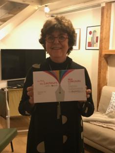 Prix des Lecteurs monBestSeller : Catarina Viti pour Blues