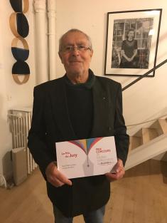 Prix du Jury monBestSeller : Jean-Noël Cadoux pour Cottage des dunes