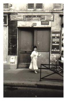 le Paris d'Amandine