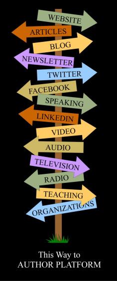Stratégie pour l'auteur qui veut construire son réseau de lecteurs