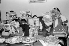 Avis de lecture : Une famille de lecteurs blogueurs
