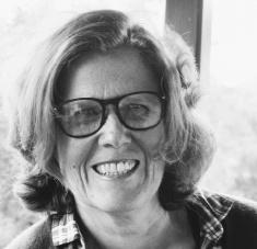 Caroline Suchodolski chez elle au Pays Basque