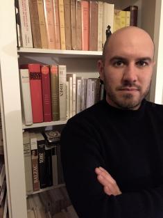Florian Lafani - Michel Lafon, juré des Prix Concours de l'Auteur Indépendant 2015 et 2016