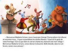 Le peuple des souris de Francesca Calvias sur monBestSeller.com